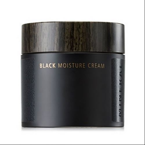 Крем The Saem Mineral Homme Black Moisture Cream тоник the saem mineral homme black toner