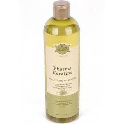 Шампунь Green Pharma Fharma Keratine Shampooing Reparateur 500 мл ge pharma jetfire в одессе
