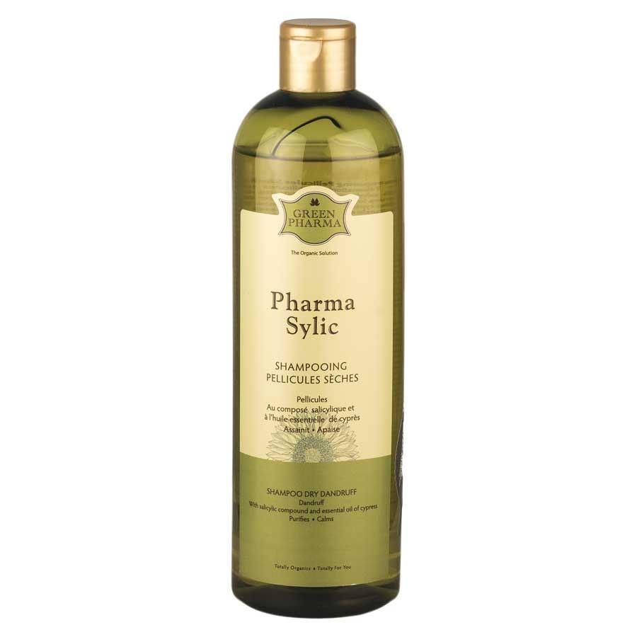 Шампунь Green Pharma Fharma Sylic Shampooing Pellicules Seches