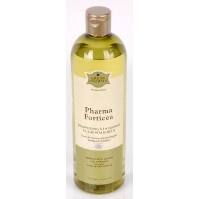 Шампунь Green Pharma Fharma Forticea Shampooing A la Quinne Et Aux Vitamines B 500 мл ge pharma jetfire в одессе