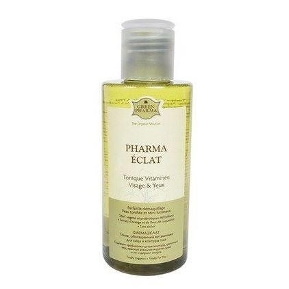 Тоник Green Pharma Fharma Eclat Tonique Vitaminee Visage & Yeux 150 мл
