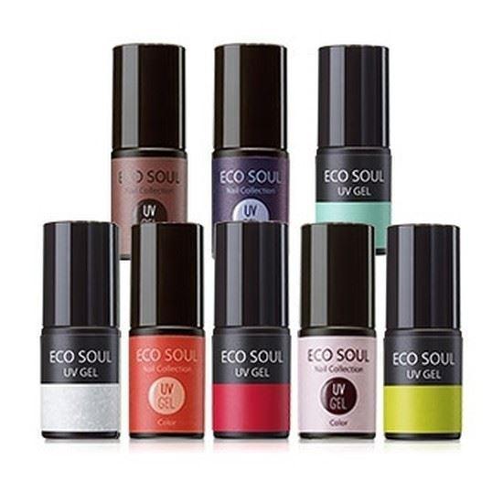 Лак для ногтей The Saem Nail Collection UV GEL (GR 01) лаки для ногтей isadora лак для ногтей гелевый gel nail lacquer 247 6 мл