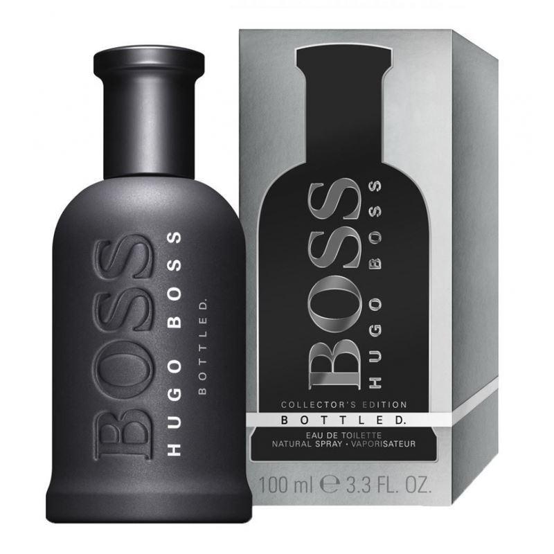 Туалетная вода Hugo Boss Boss Bottled Collector's Edition 50 мл hugo boss boss in motion green edition