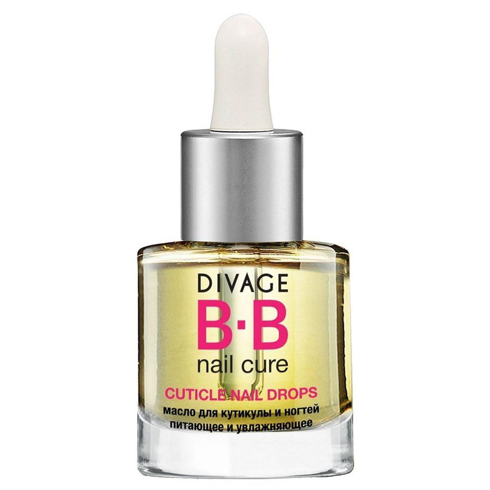 Гель Divage BB Nail Cure Cuticle Nail Drops (Cuticle Nail Drops)