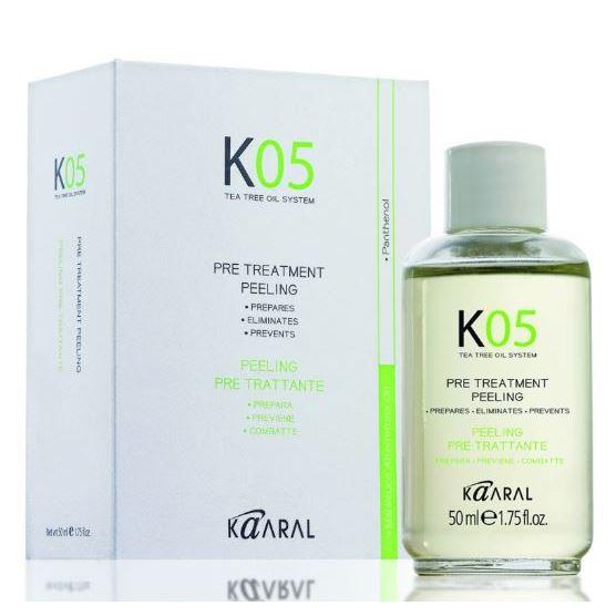 Kaaral Gocce Pre-Treatment kaaral к05 gocce pre treatment жидкость для волос 50 мл