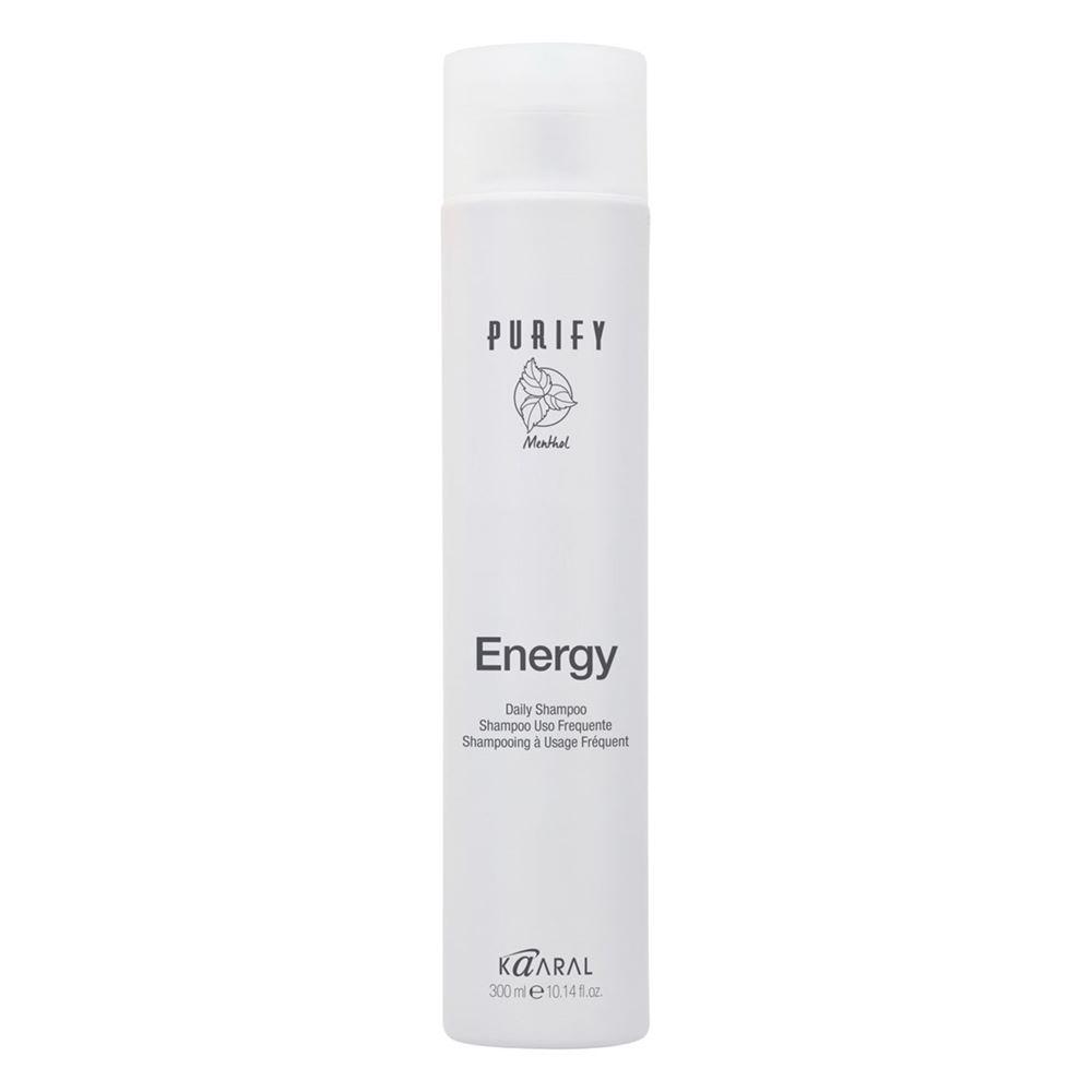 Набор Kaaral Purify Energy Shampoo  (Набор: шампунь, 300 мл + кондиционер, 250 мл + щетка д/волос) лак д волос got2b мегамания 300 мл