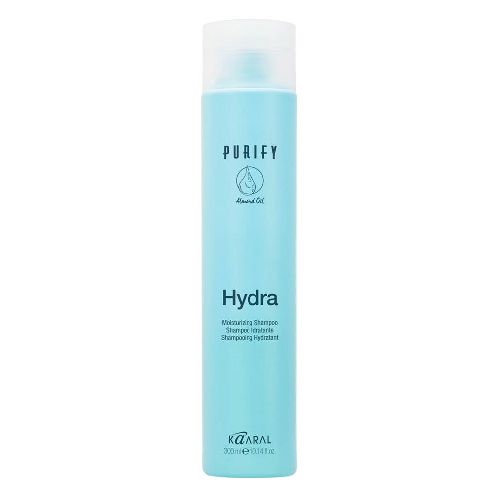 Набор Kaaral Purify Hydra Shampoo  (Набор: шампунь, 300 мл + кондиционер, 250 мл + щетка д/волос) лак д волос got2b мегамания 300 мл