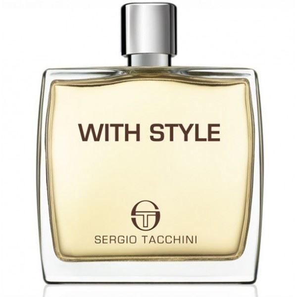 Туалетная вода Sergio Tacchini With Style 50 мл недорого