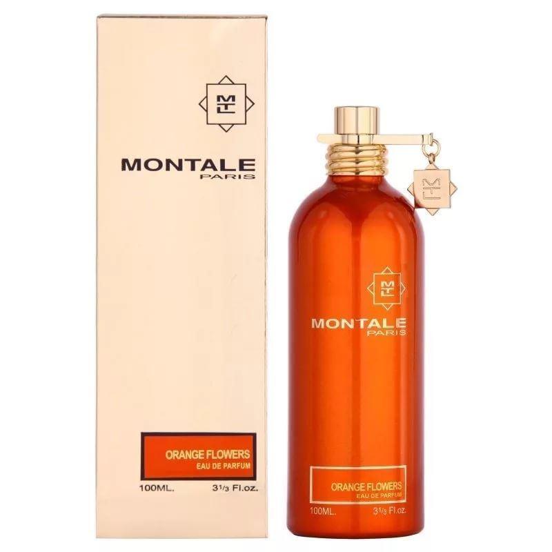 Парфюмированная вода Montale Orange Flowers 20 мл парфюмированная вода montale santal wood 20 мл
