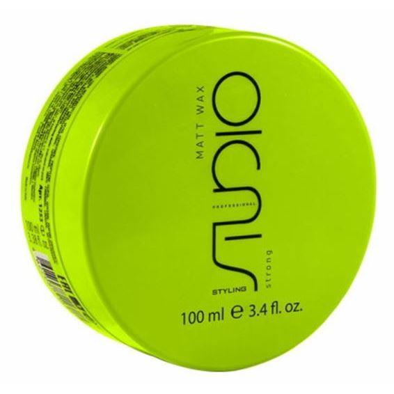 Воск Kapous Professional Matt Wax kapous professional мусс для укладки волос нормальной фиксации 400 мл