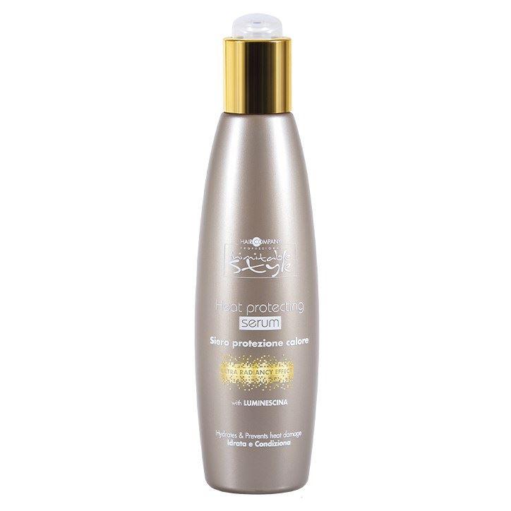 Сыворотка Hair Company Inimitable Style Heat Protecting Serum hair company hair company термозащитная сыворотка inimitable style heat protecting serum 254803 lb12180 250 мл