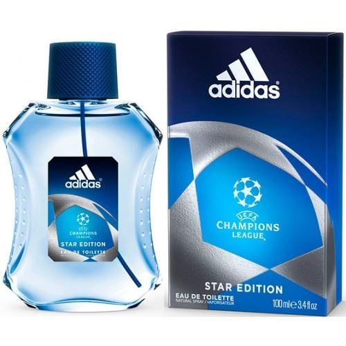 Набор Adidas UEFA Champions League Star Edition (Набор: лосьон п/бритья, 100 мл + гель д/душа, 250 мл) туалетная вода adidas туалетная вода uefa star edition 50 мл