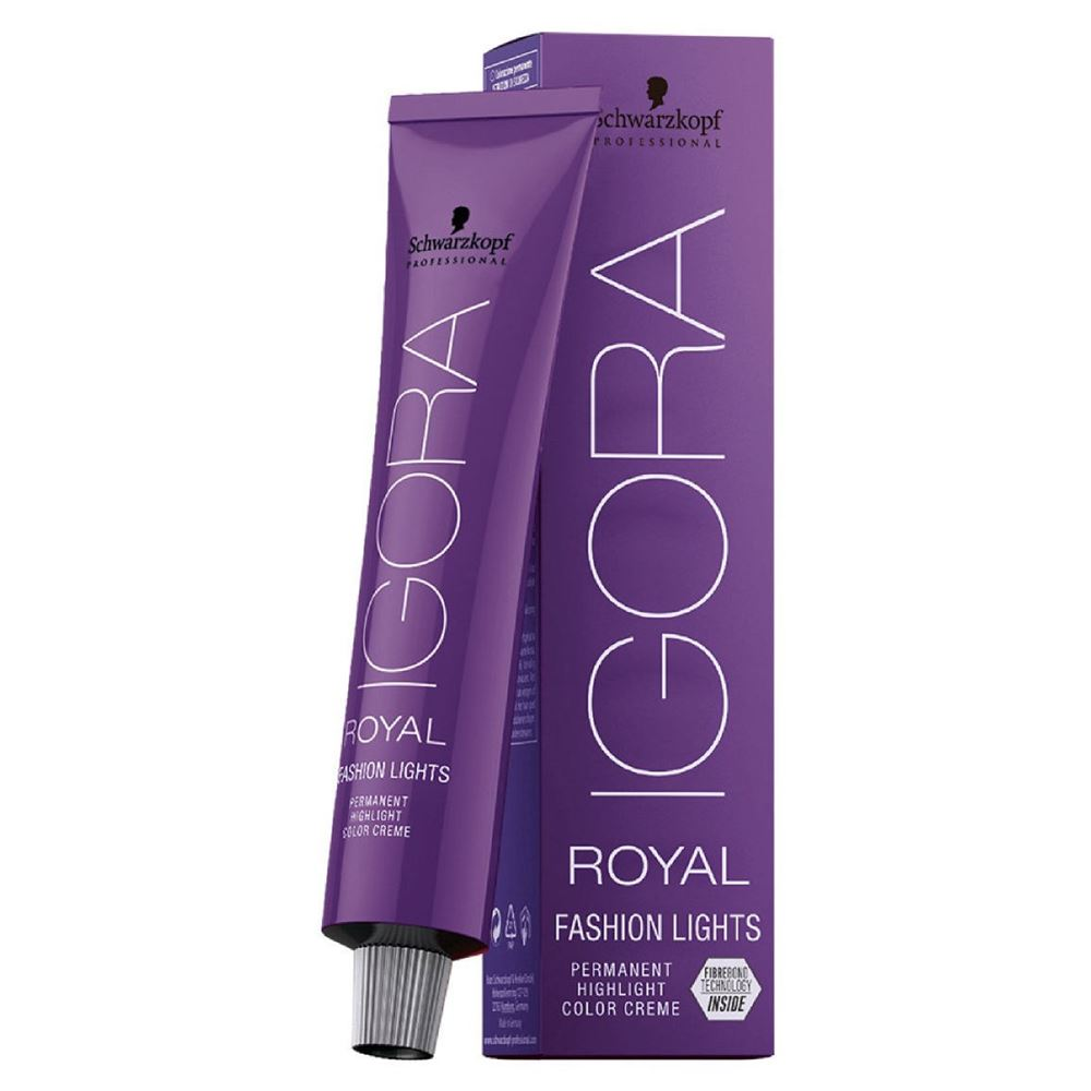 Краска для волос Schwarzkopf Professional Igora Royal Fashion Light  (L-89 ) спрей schwarzkopf professional 1 light control sparkler finish 300 мл