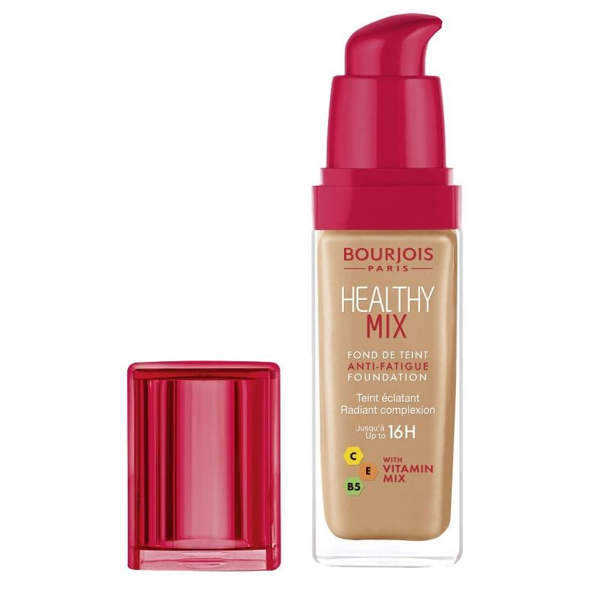 Тональный крем Bourjois Healthy Mix Relaunch Anti-Fatigue (56) тональный крем bourjois healthy mix relaunch 56