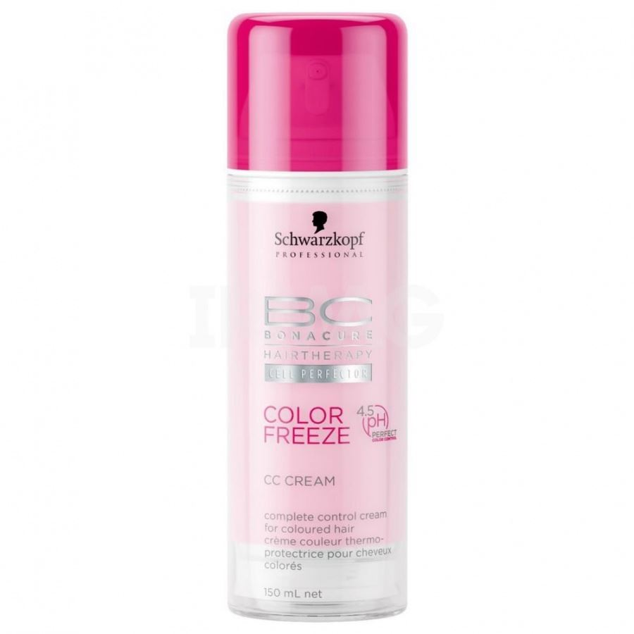 Крем Schwarzkopf Professional CC Crem Complit Control Cream For Coloured Hair cc cream lumene cc color correcting купить в москве