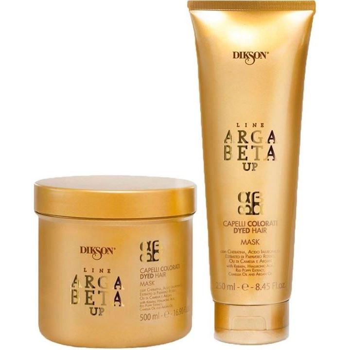 Маска Dikson Capelli Colorati Mask 250 мл dikson olio argabeta up capelli colorati масло для окрашенных волос 100 мл