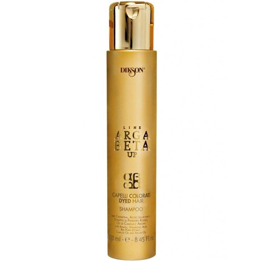 Шампунь Dikson Capelli Colorati Shampoo 500 мл dikson olio argabeta up capelli colorati масло для окрашенных волос 100 мл
