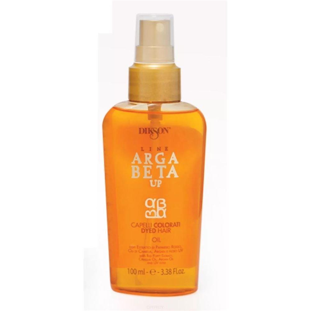 Масло Dikson Capelli Colorati Olio 100 мл dikson olio argabeta up capelli colorati масло для окрашенных волос 100 мл