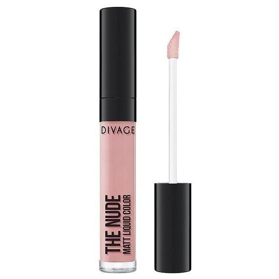 Помада Divage Liquid Matte Lipstick (04) помады isadora помада для губ жидкая матовая ultra matt liquid lipstick 15 7мл