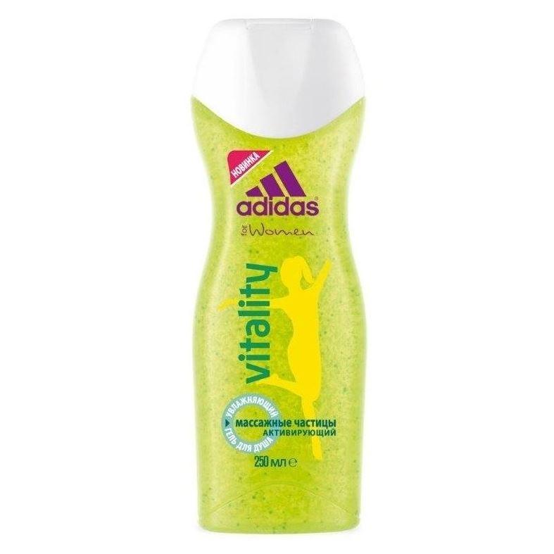 Гель для душа Adidas Shower Gel Female Vitality набор гель для душа adidas shower gel male after sport