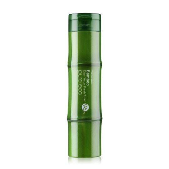 Тоник Tony Moly Pure Eco Bamboo Clear Water Fresh Toner 300 мл спрей tony moly pure eco bamboo fresh water soothing mist объем 80 мл