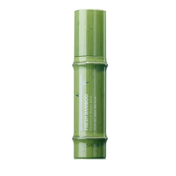 Спрей The Saem Fresh Bamboo Essential Water Mist 100 мл спрей tony moly pure eco bamboo fresh water soothing mist объем 80 мл