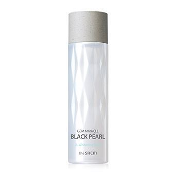 Тоник The Saem Black Pearl O2 Whitening Toner  (150 мл (новый дизайн)) motorcycle front