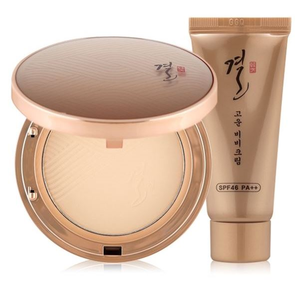 Наборы Tony Moly The Oriental Gyeol Goun Two-way Pact + BB cream Set (03)