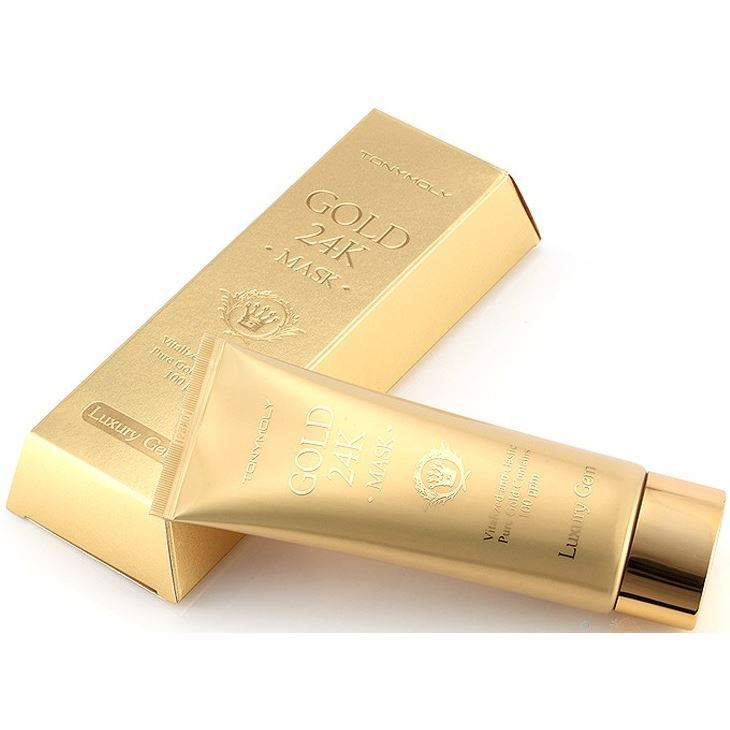 купить Маска Tony Moly Luxury Jam Gold 24k Mask недорого