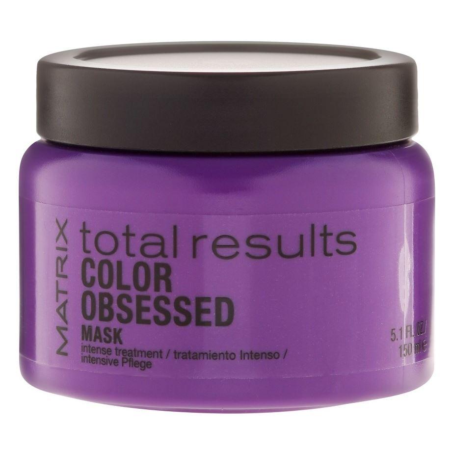 Маска Matrix Color Obsessed Masque 150 мл спрей matrix color obsessed miracle treat 12 125 мл
