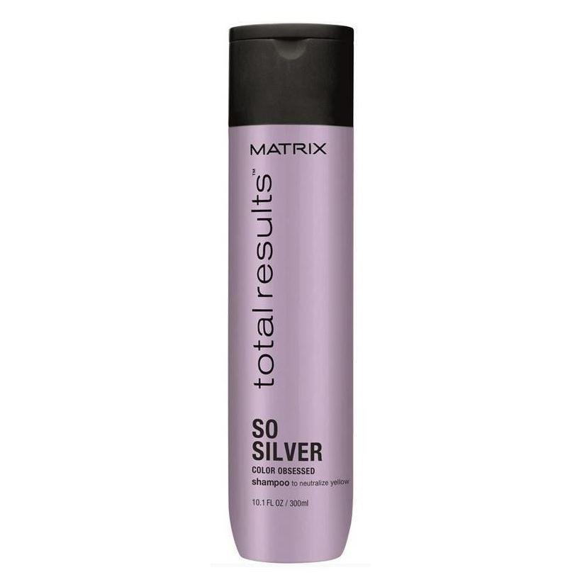 Шампунь Matrix Color Obsessed So Silver Shampoo 300 мл шампунь matrix shampoo shampooning