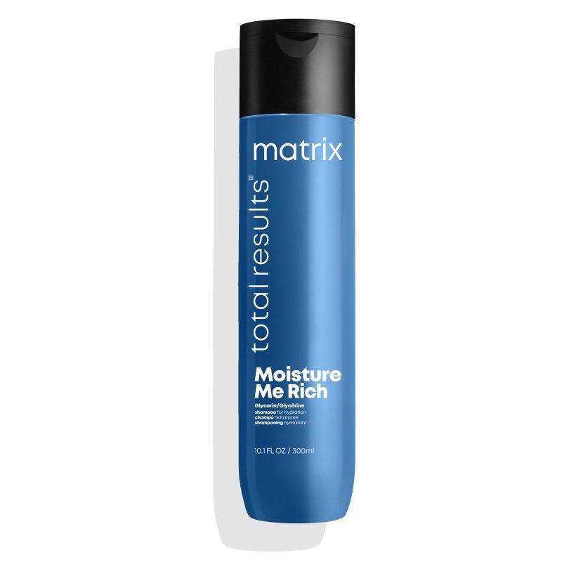 Шампунь Matrix Moisture Me Rich Shampoo 300 мл недорого