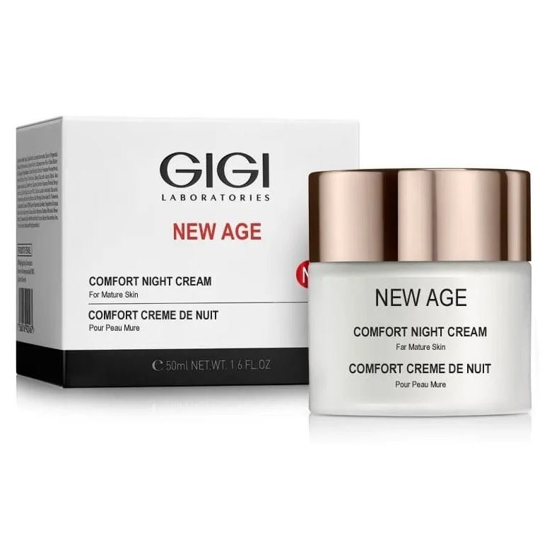 Крем GiGi Comfort Night Cream 50 мл крем gigi night renewal cream 50 мл