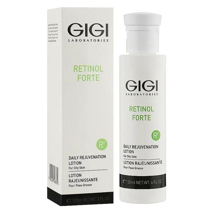 Лосьон GiGi Daily Rejuvenation for oily skin 120 мл gigi hydratant spf 17 for oily