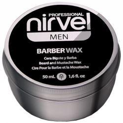 Воск Nirvel Professional Barber Wax Beard And Mustache воск nirvel professional repair shine wax