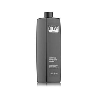 Кондиционер Nirvel Professional Basic Keratin & Panthenol Cream  5000 мл гель nirvel professional shaving cream 200 мл