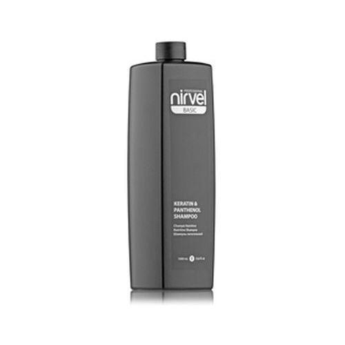 Шампунь Nirvel Professional Basic Keratin & Panthenol Shampoo  250 мл bobbi brown long wear eye base база под тени для век light