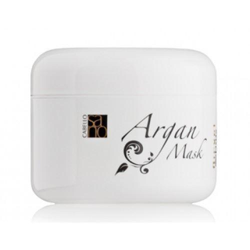 Маска Nirvel Professional Argan Mask маска черная из никеля с имитацией кристаллов entice mystique mask black