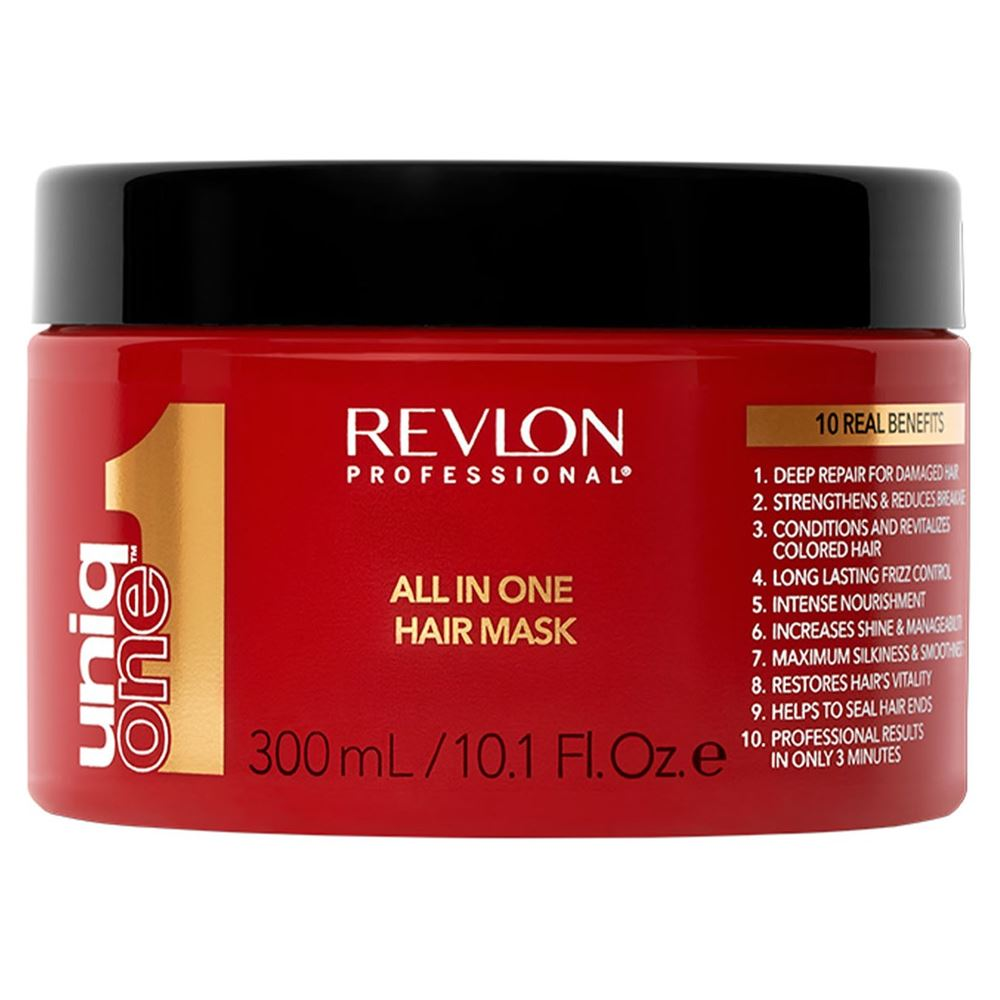 Маска Revlon Professional Uniq One Super10r Hair Mask revlon professional uniq one all in one conditioning shampoo 6 300 мл