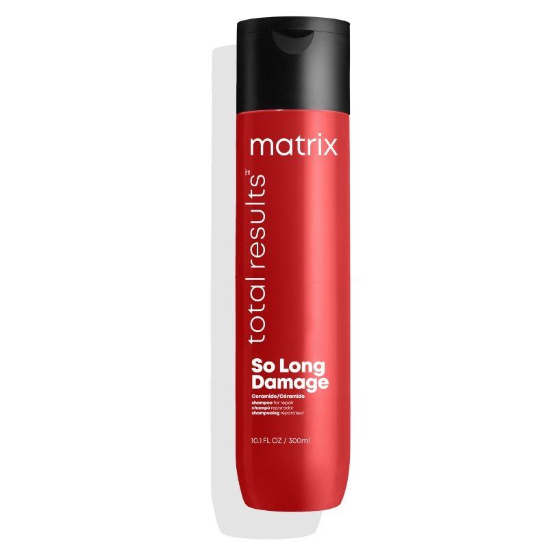 Шампунь Matrix So Long Damage Ceramide Shampoo 300 мл недорого