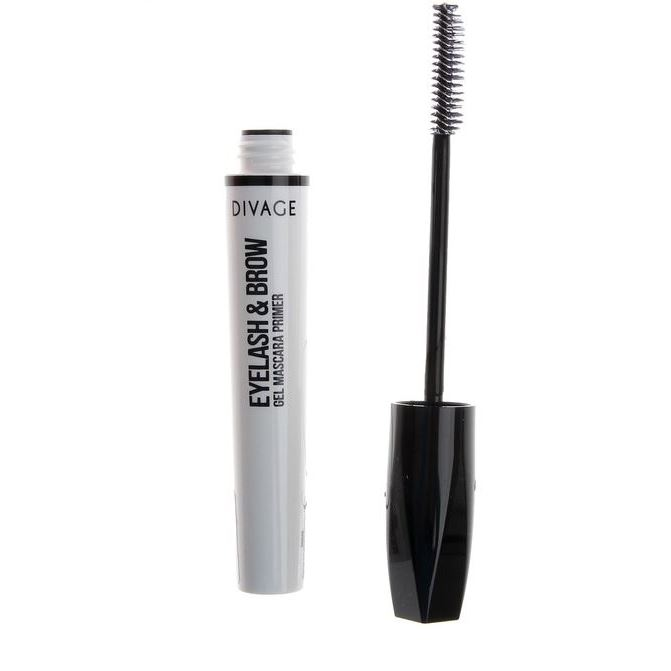 База под макияж Divage Eyelash & Brow Mascara 15 мл