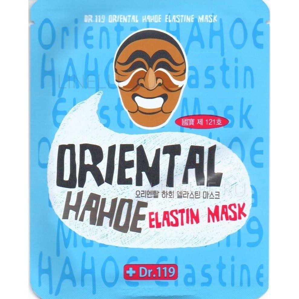 Маска Baviphat Dr.119 Oriental HAHOE Elastine Mask 25 мл