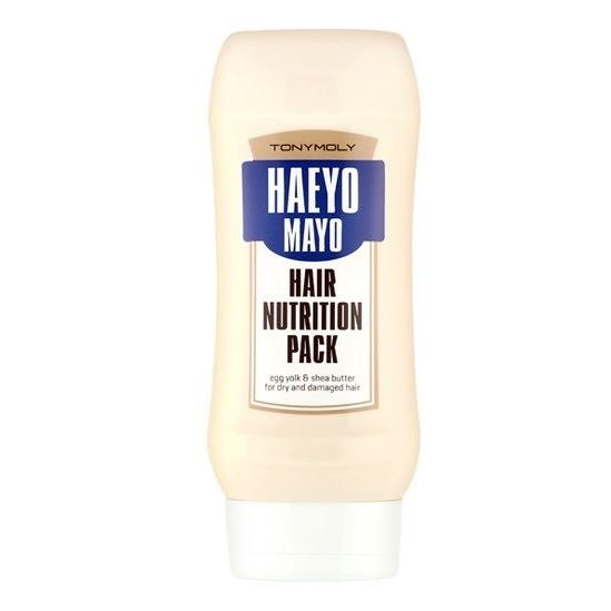 Маска Tony Moly Haeyo Mayo Hair Nutrition Pack 250 мл маска tony moly make hd argan rose treatment hair steam pack 1 шт