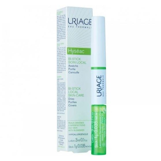 Корректор Uriage Hyseac Bi-Stick Local Skin-Care недорого