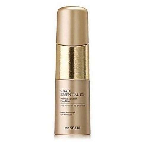 Эмульсия The Saem Snail Essential EX Wrinkle Solution Emulsion 150 мл недорого