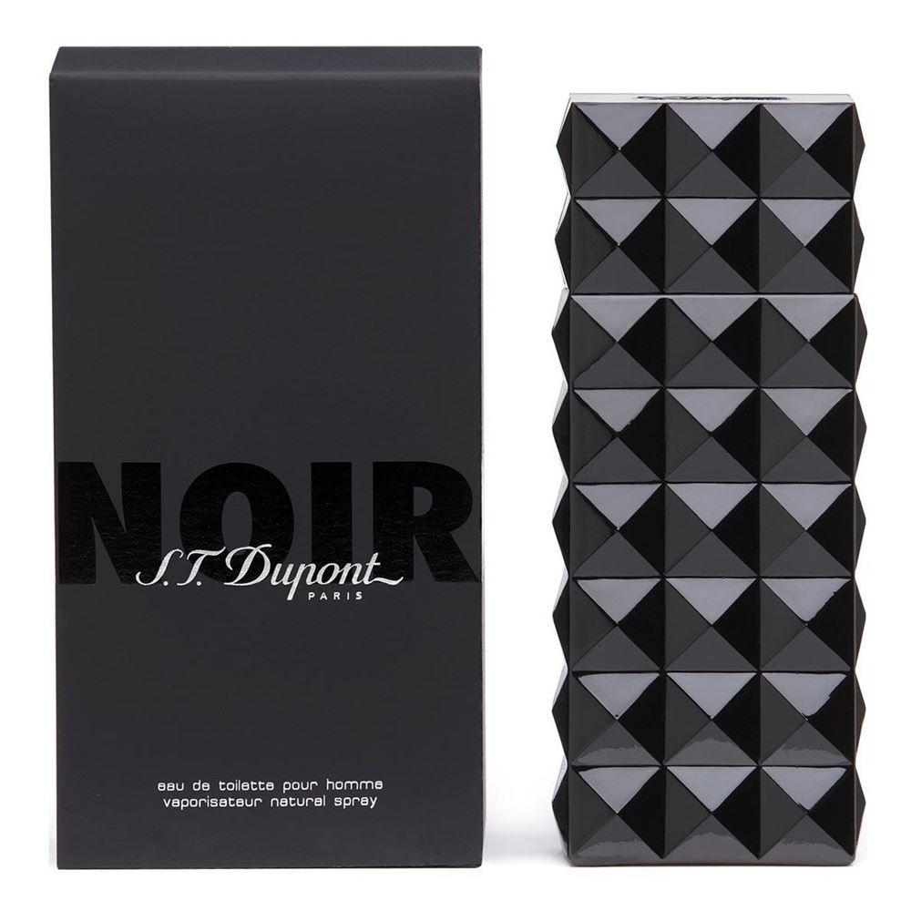 Туалетная вода S.T. Dupont Noir Pour Homme 100 мл afnan supremacy noir туалетные духи унисекс 100 мл