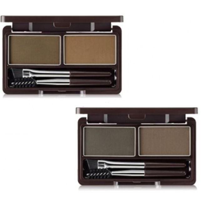 Пудра The Saem Eyebrow Kit (02) сопутствующие товары the saem eyebrow trimmer 2 шт желтая