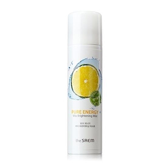 Спрей The Saem Pure Energy Vita Brightening Mist the saem whitening vita cream