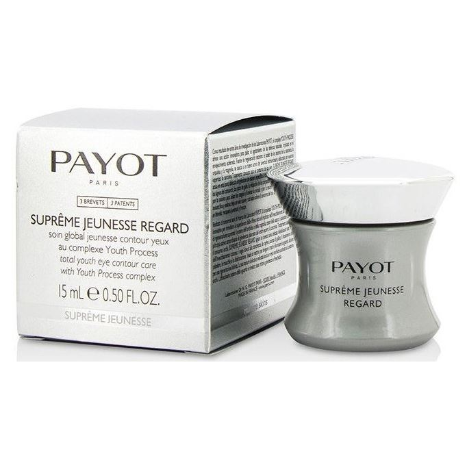 Крем Payot Supreme Jeunesse Regard payot payot средство для кожи контура глаз с глобальным антивозрастным действием supr me jeunesse regard 0065100706 15 мл