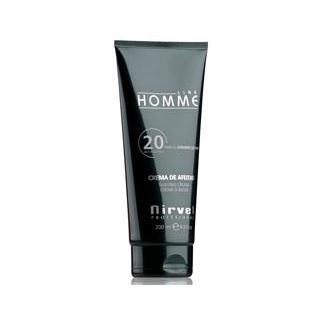 Гель Nirvel Professional Shaving Cream 200 мл крем depilica professional foot cream step 5 200 мл